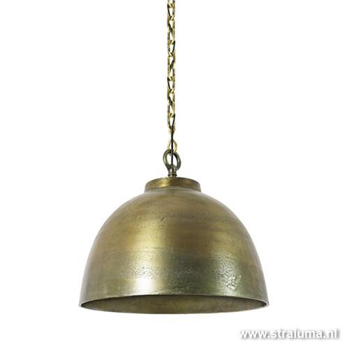 **Trendy hanglamp Kylie antiek brons