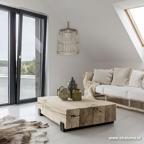 Landelijke hanglamp mand slaapkamer straluma for Slaapkamer hanglamp