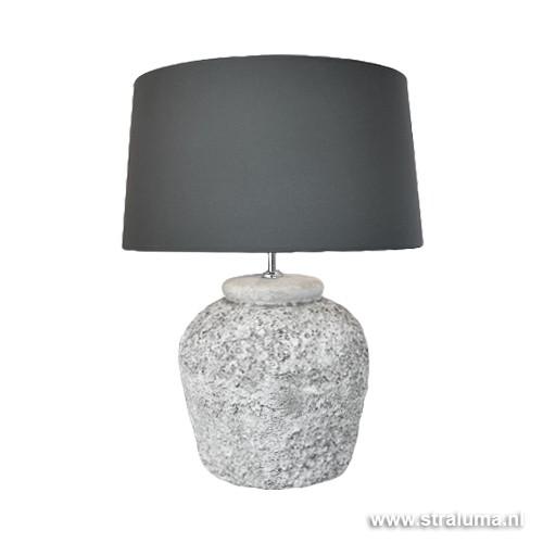 Grote landelijke tafellampen wandlampen grote landelijke hanglamp celeste cm houten lampen - Grote tafellamp ...