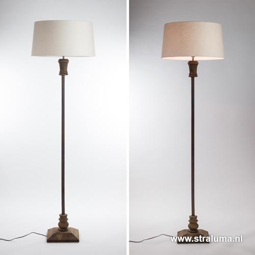 Favoriete Landelijke Staande Lamp JC77 | Belbin.Info @JD59