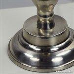 Lampenvoet Cleo klassiek zilver