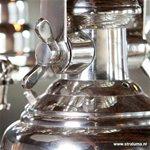 *Light & Living hanglamp Nyborg zilver