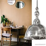 Light & Living hanglamp Amelia zilver
