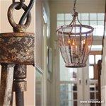 **Light & Living hanglamp Simona br