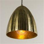 *Light & Living hanglamp Enisa gold