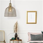 Light & Living hanglamp Jazz goud