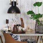 Light & Living Hanglamp SHELLY