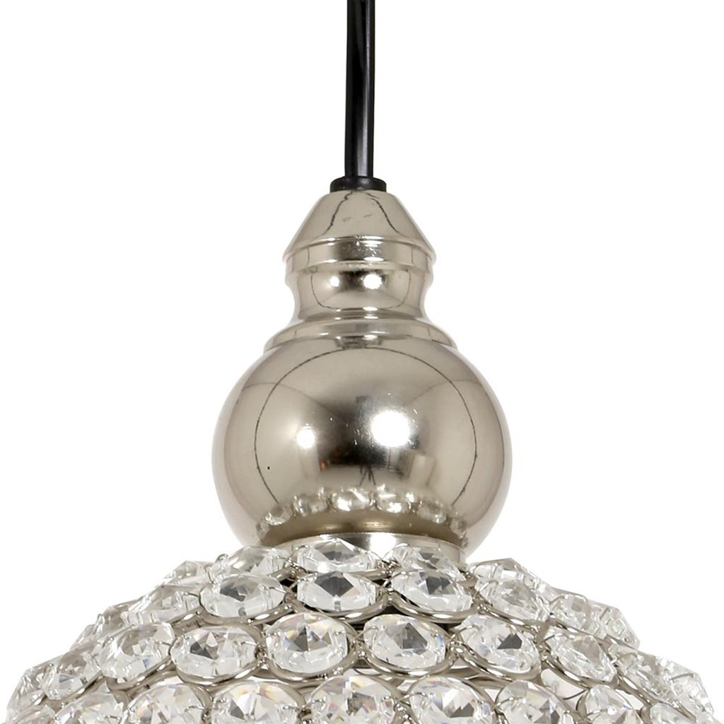 Light & Living hanglamp Eva kristal
