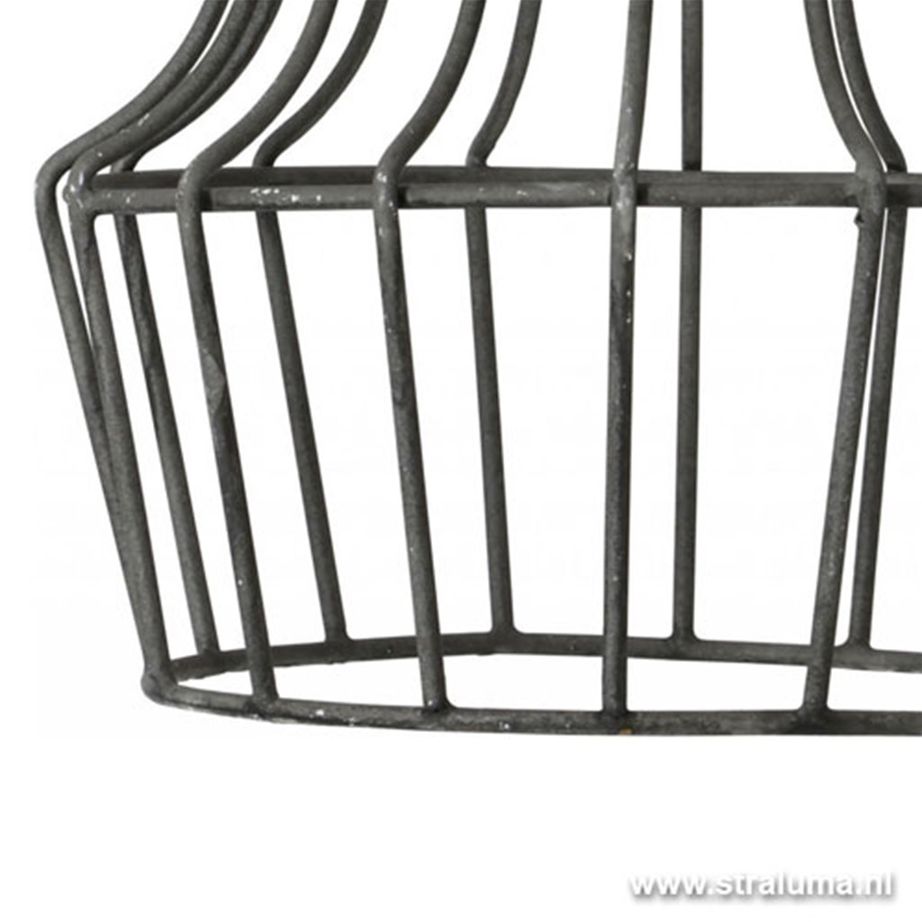 **Light & Living hanglamp Birke beton