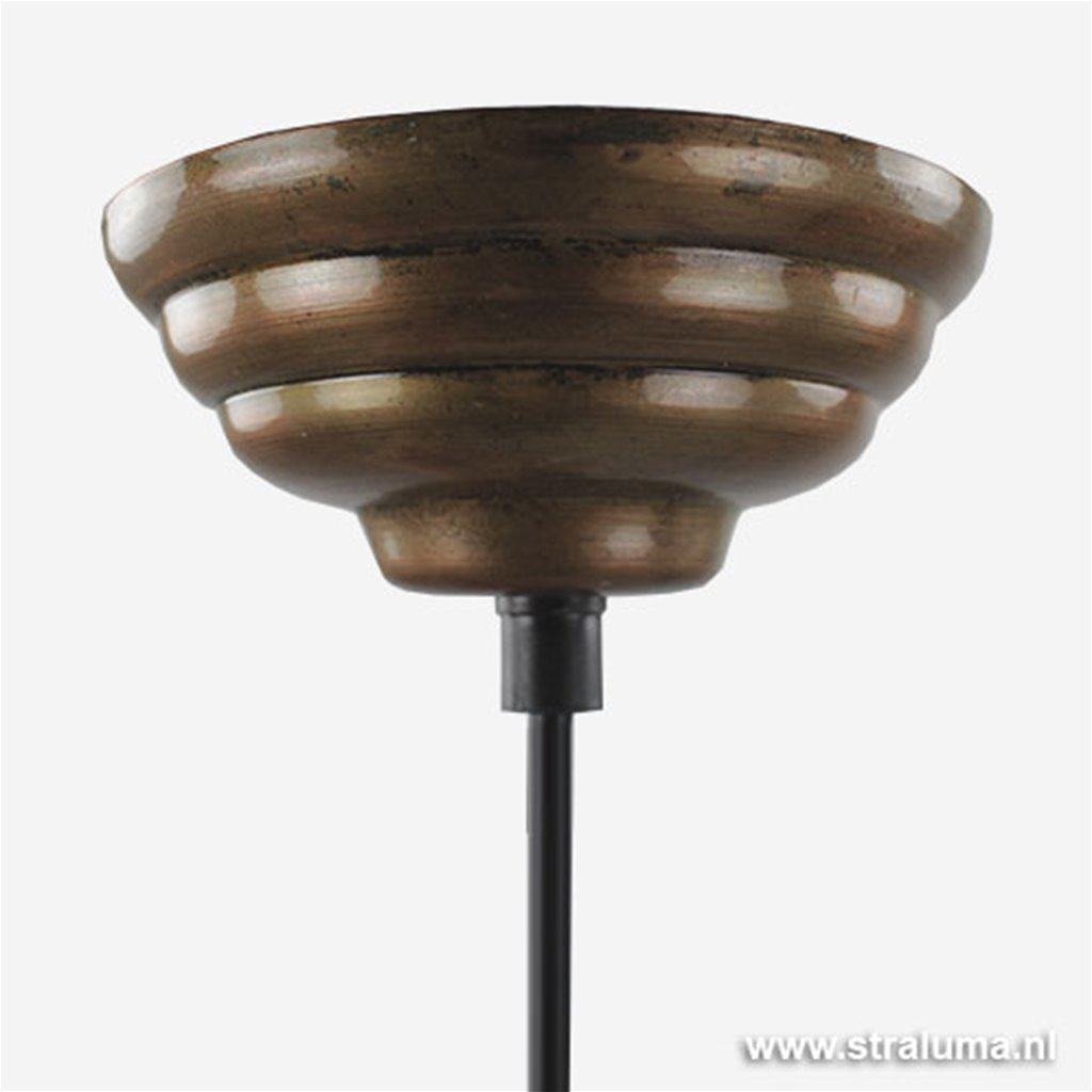Light & Living BARDINA hanglamp koper