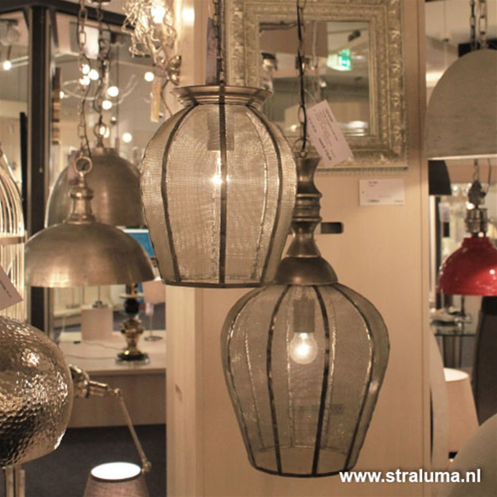 Light & Living Hanglamp Sigrid
