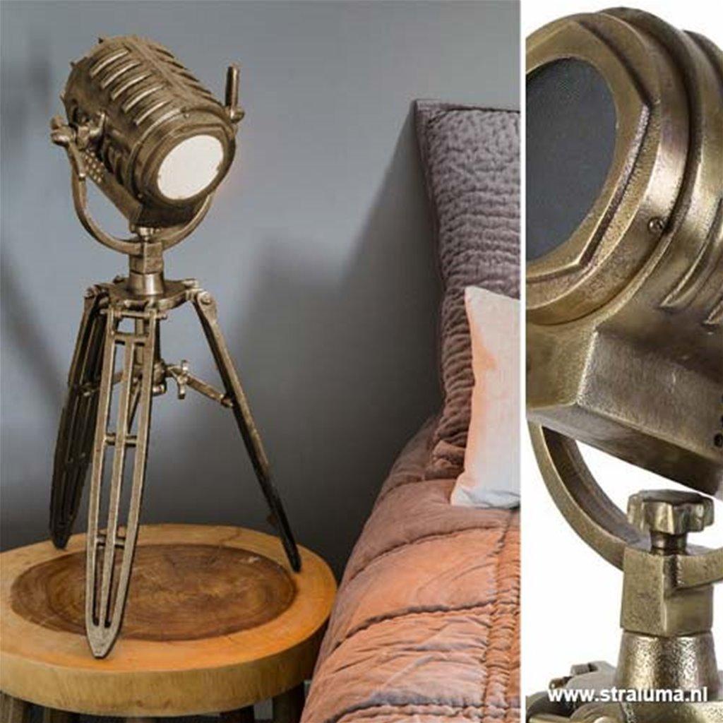 Light & Living tafellamp Wilson