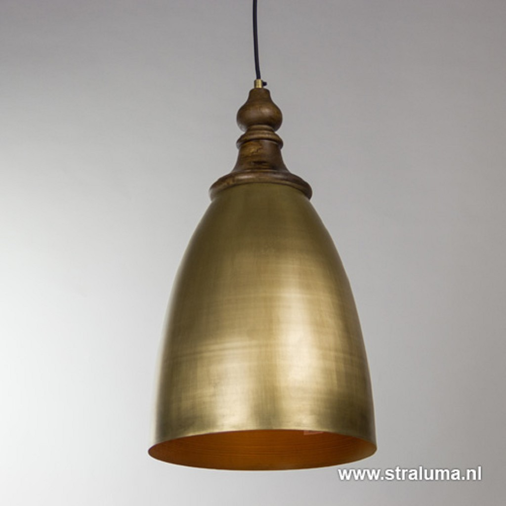 *Light Living landelijke hanglamp Sanam