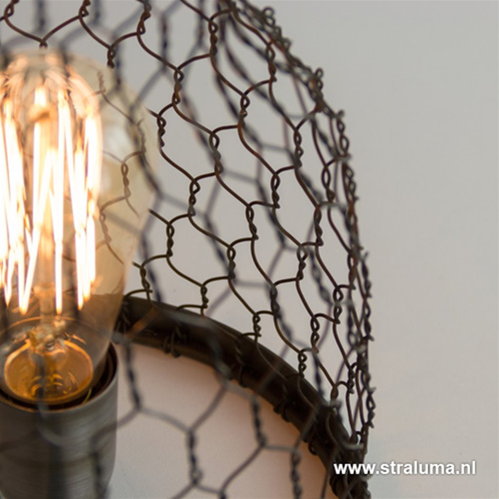 Metalen tafellamp Tunas Light & Living