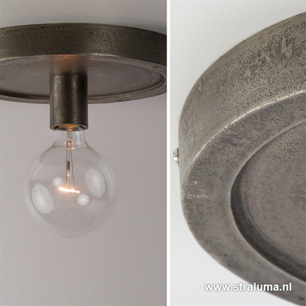 Plafondlamp Discus 30cm Light & Living