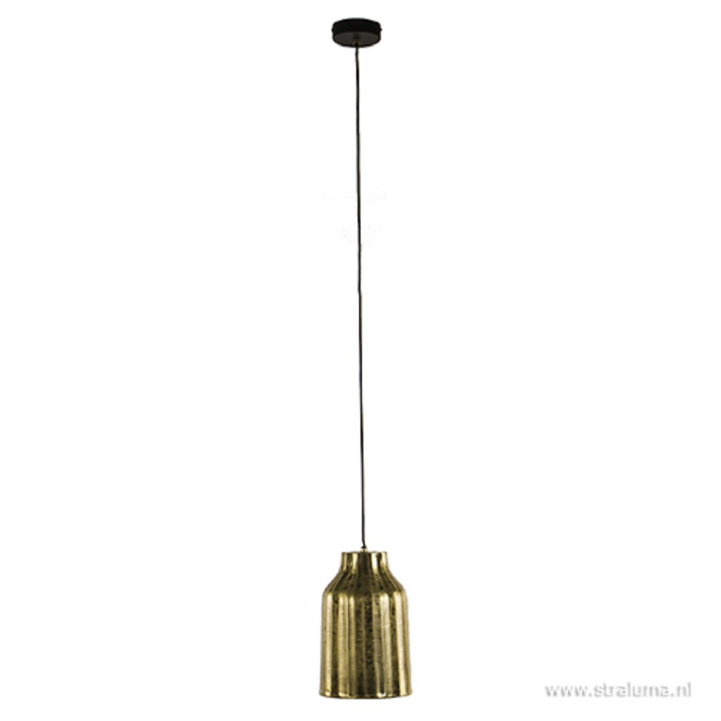 **Light & Living Hanglamp Cheyda goud
