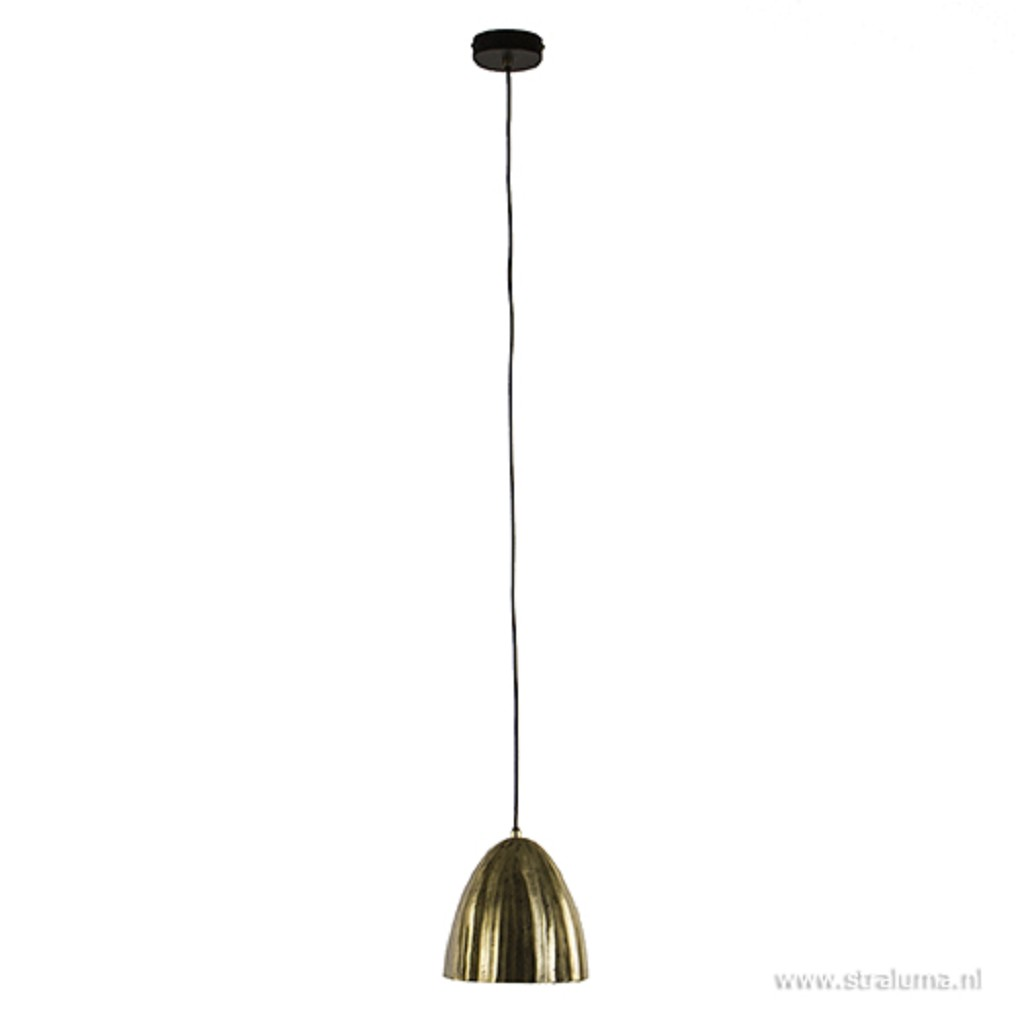 *Light & Living hanglamp Enisa gold