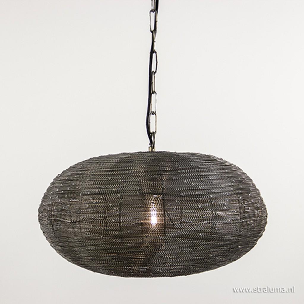 Hanglamp Nadra metaal Light Living