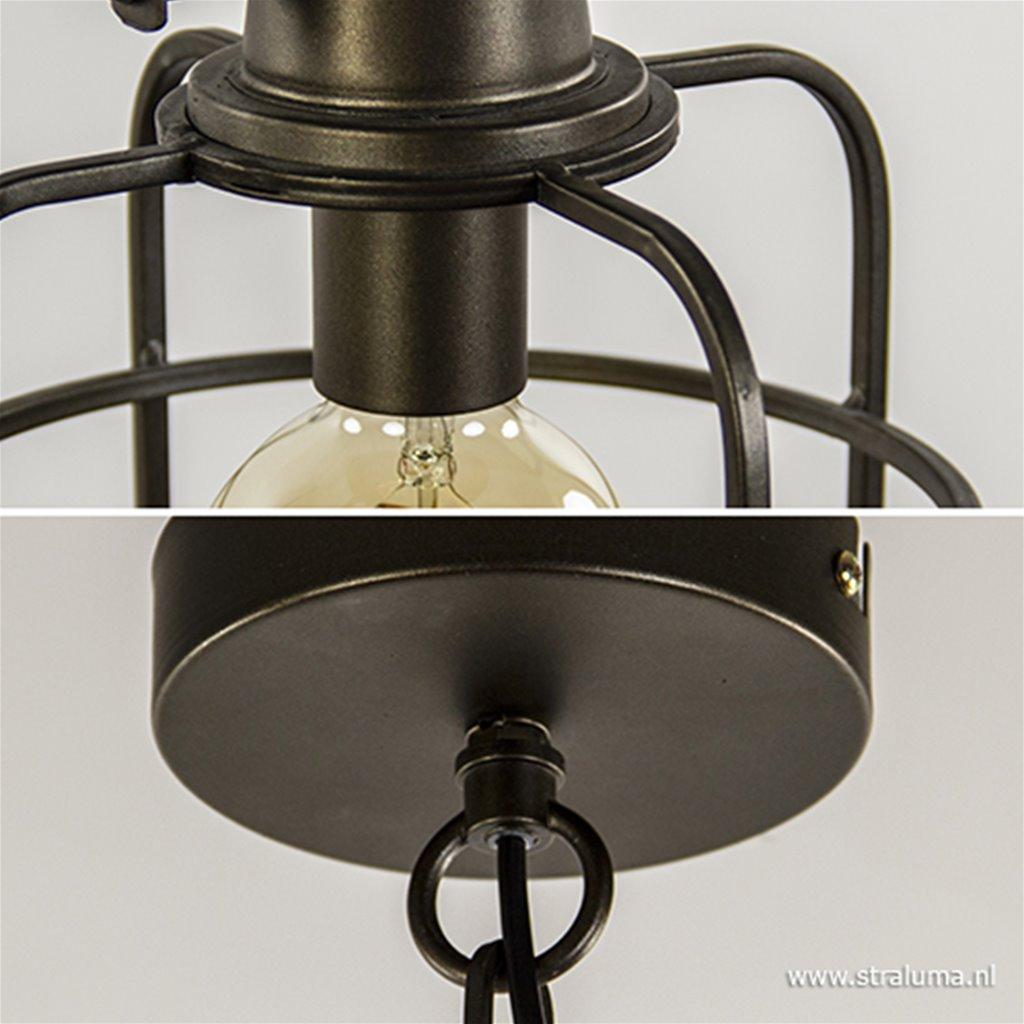 Hanglamp Parka Light & Living