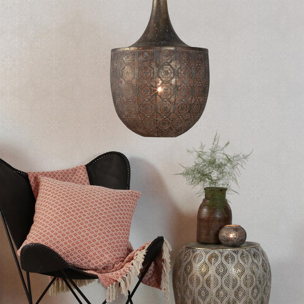 Oosterse hanglamp Tanya Light & Living