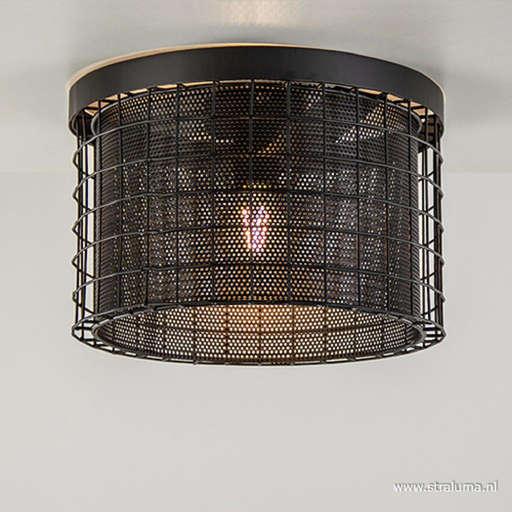 Light & Living plafonnière Digo metaal