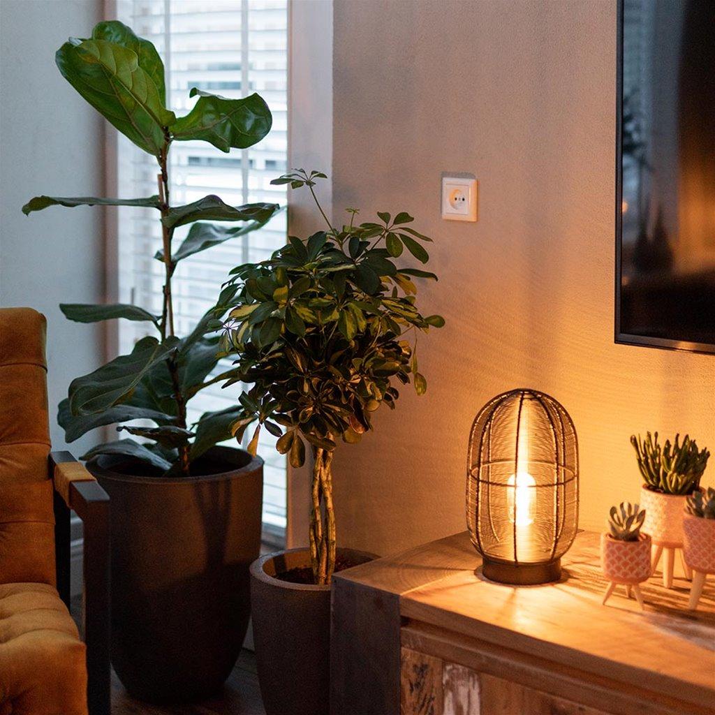 Light & Living draad tafellamp Ophra
