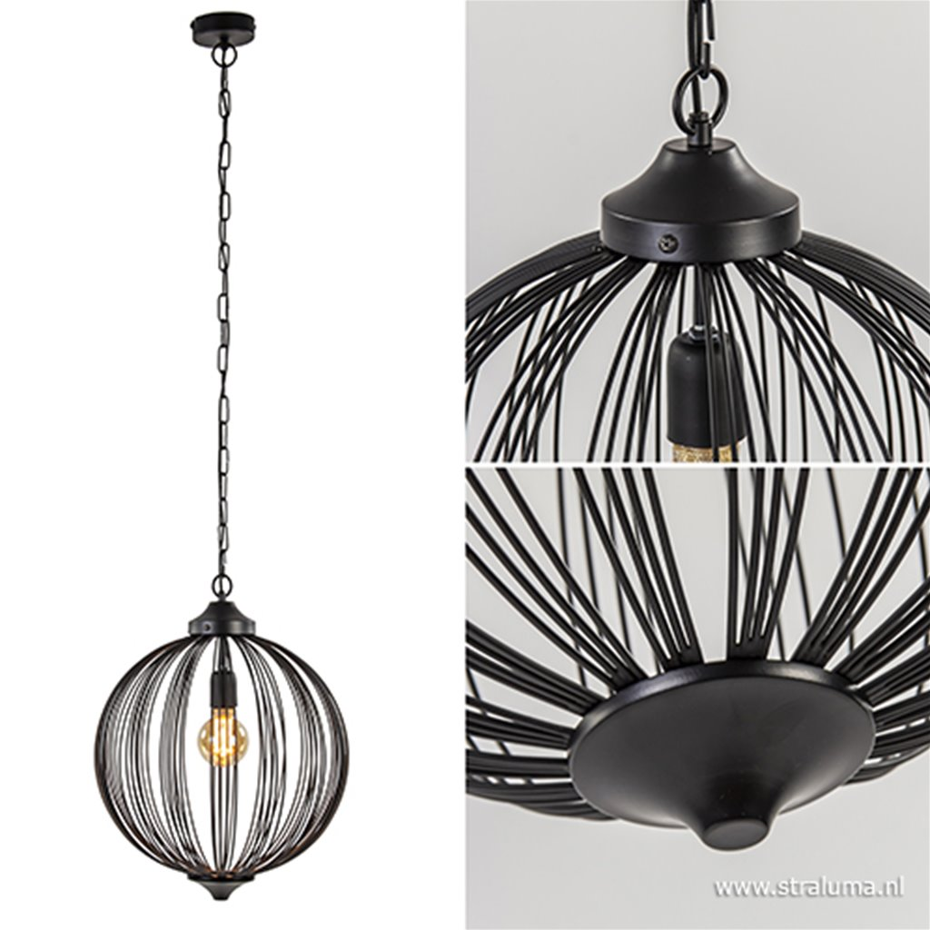 Moderne hanglamp Mala Light & Living
