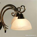 Klassieke hanglamp voor keuken-woonkamer