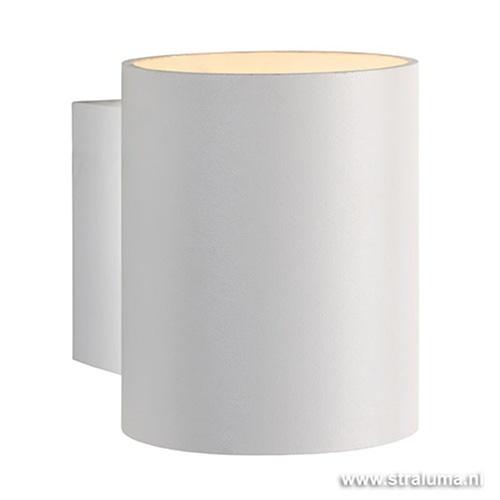 Kleine design wandlamp Xera wit