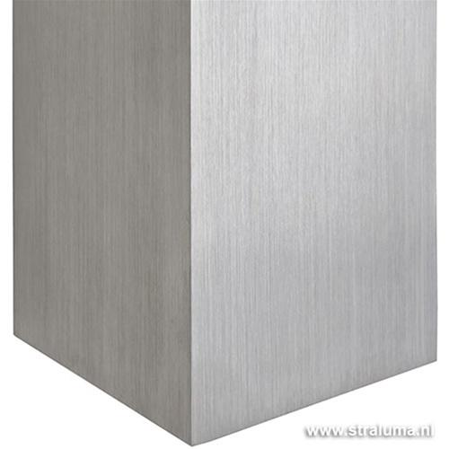 Design wandlamp Verto aluminium hal
