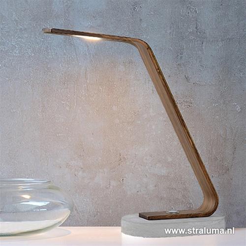 Design bureaulamp LED met touchdimmer