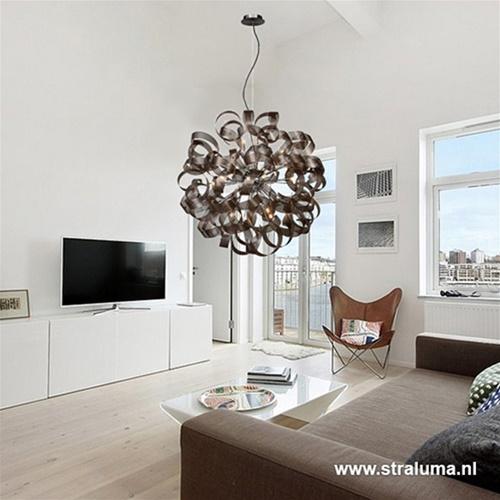 Grote hanglamp-videlamp bol
