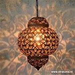 Oosterse hanglamp lantaarn Djerba