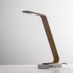 *Design bureaulamp LED met touchdimmer