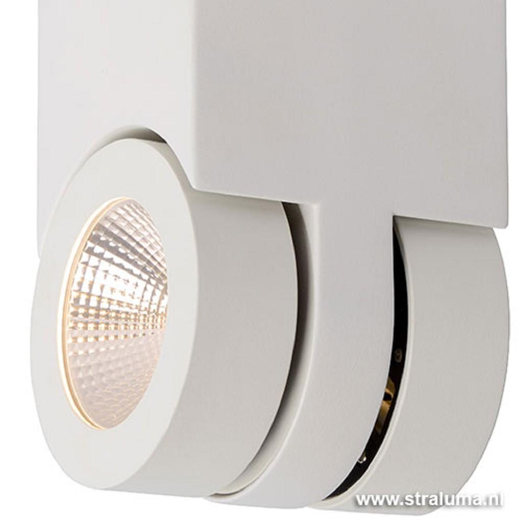 Moderne plafondlamp LED wit verstelbaa