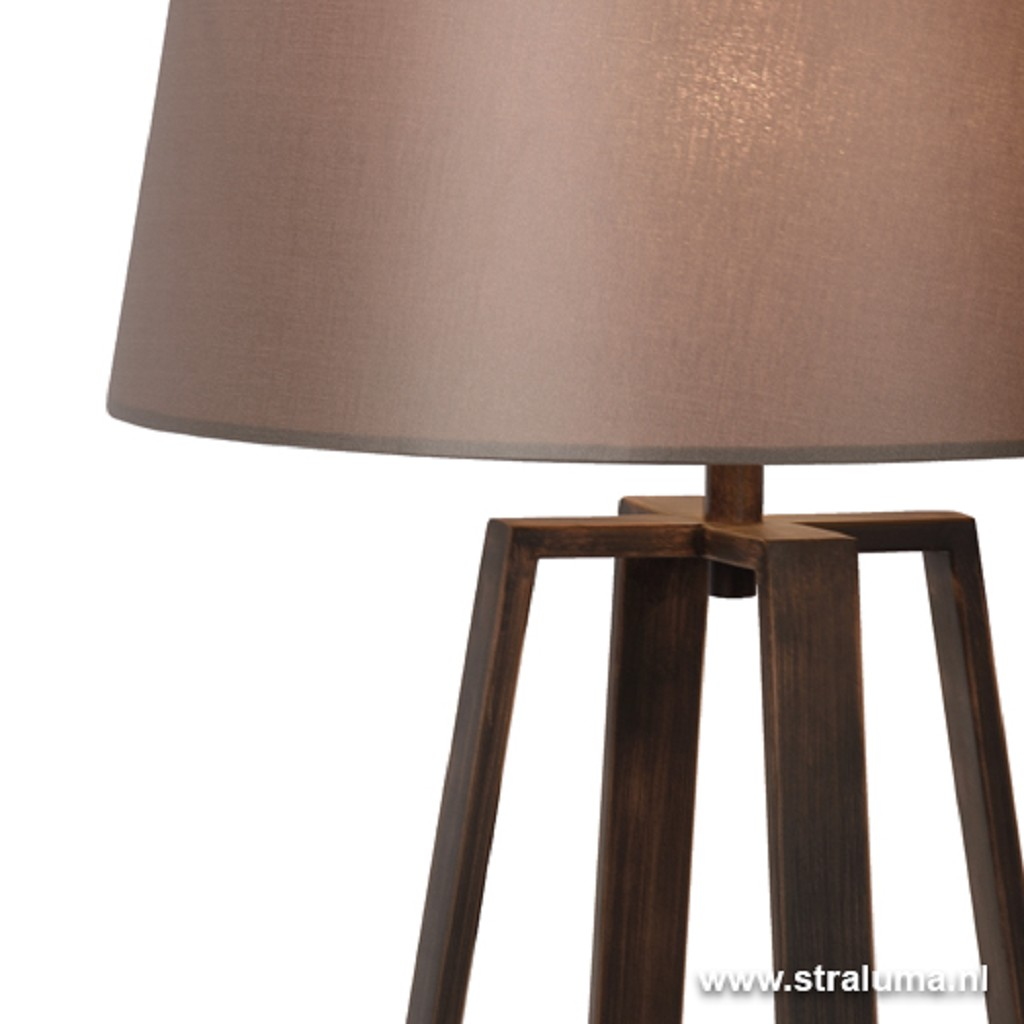 Luxe tafellamp-schemerlamp Coffee