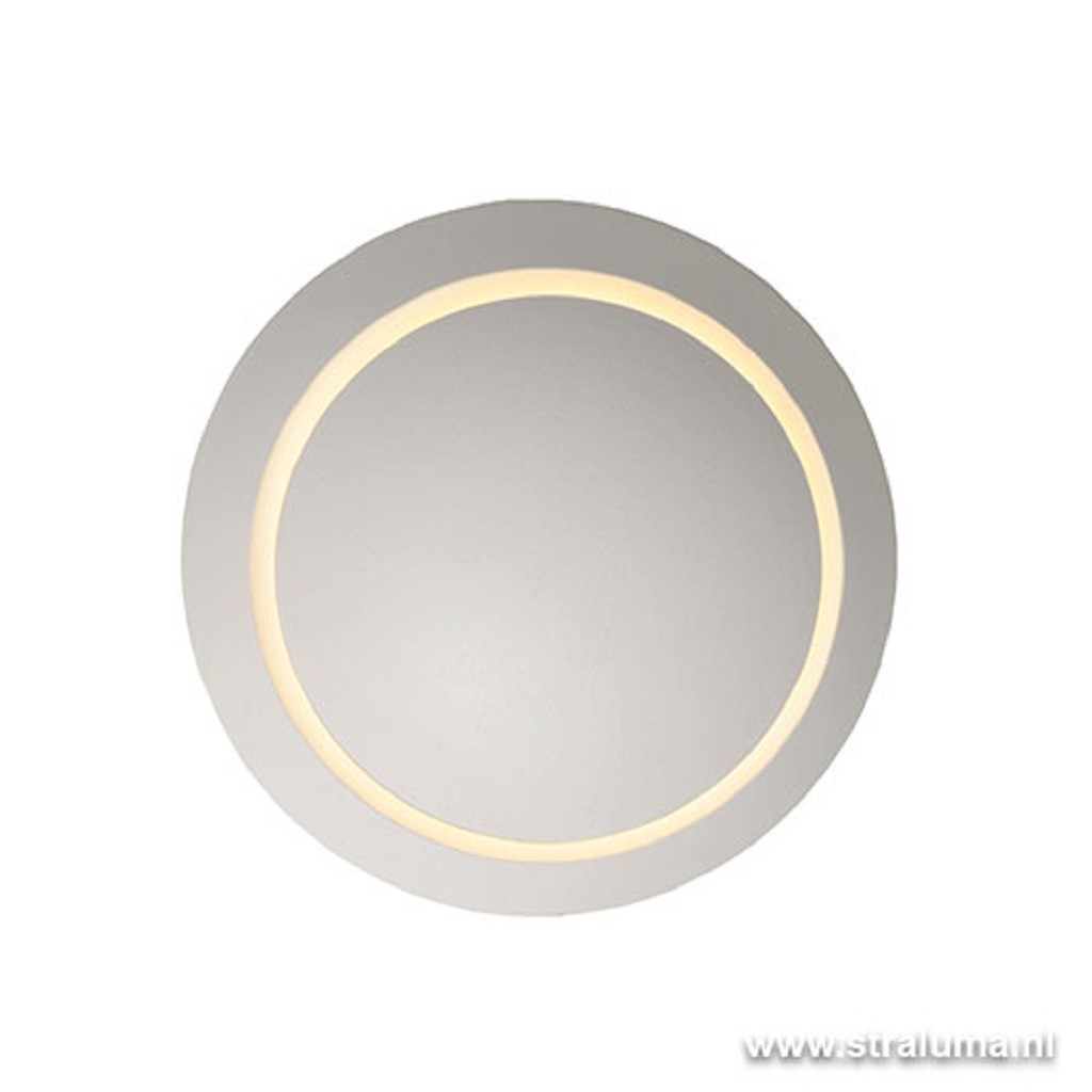 Indirecte wand-plafondlamp LED wit