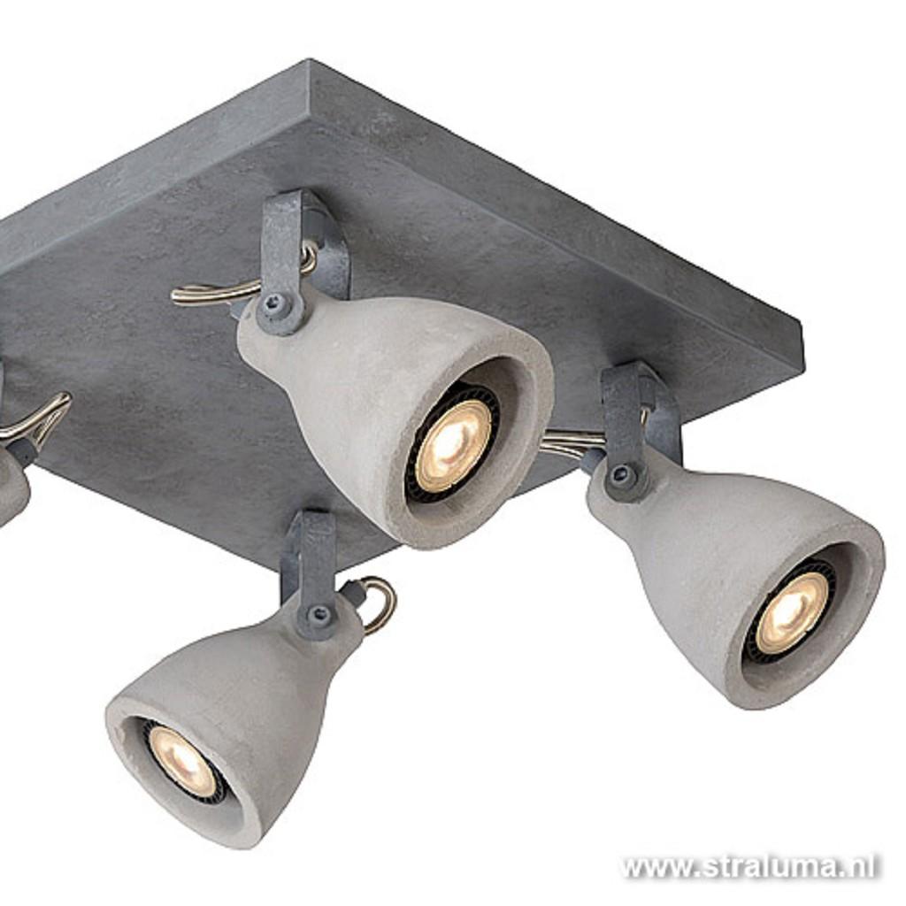 Betonnen LED plafondspot industrie bet