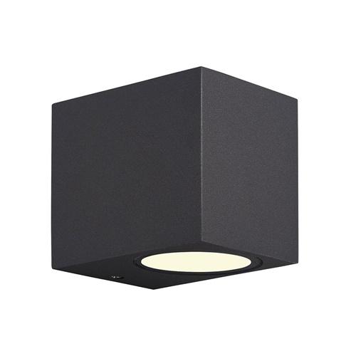 Buitenlamp downlighter antraciet IP54