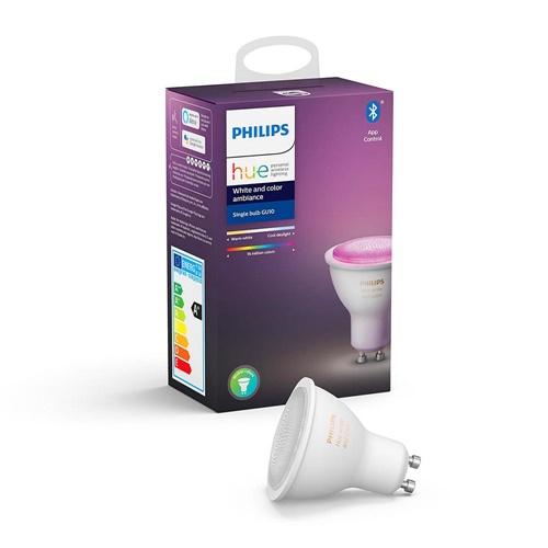 Philips Hue 5.7w gu10 color BT