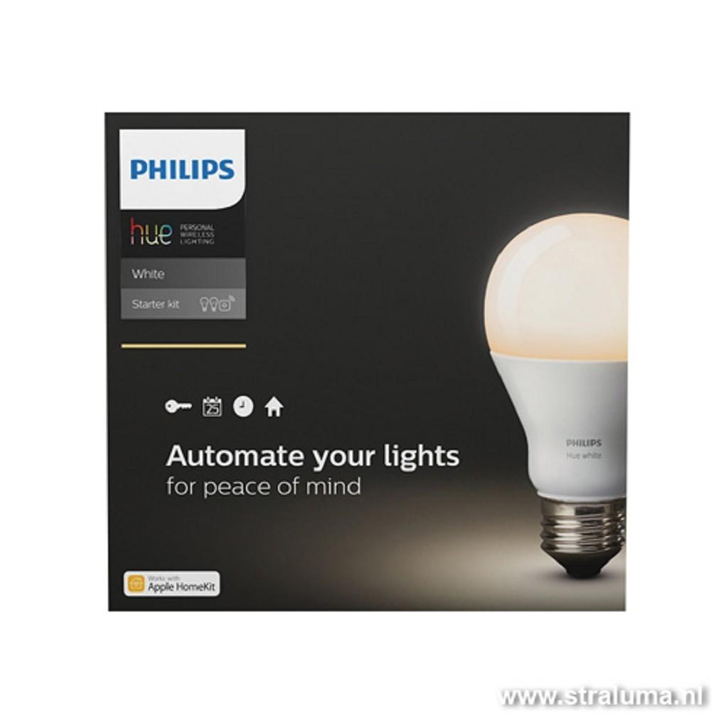 Philips hue 9.5W A60 E27 set