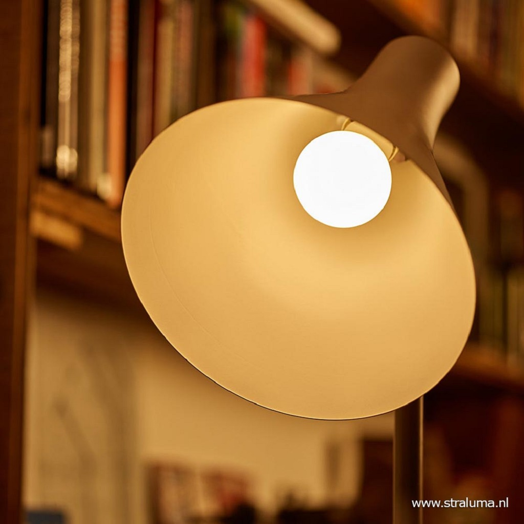 LED classic 40W E14 warm wit opaal