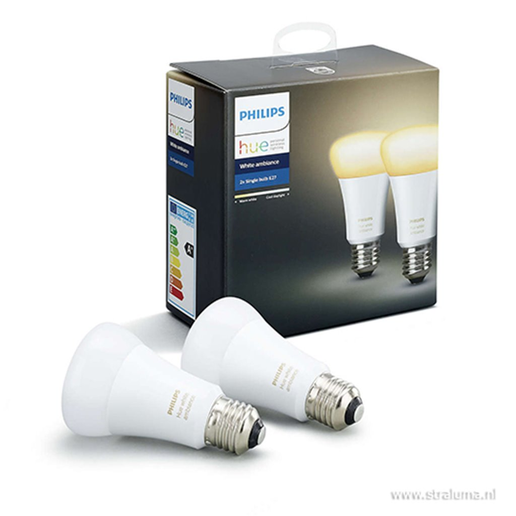 Philips Hue White ambiance E27 LED