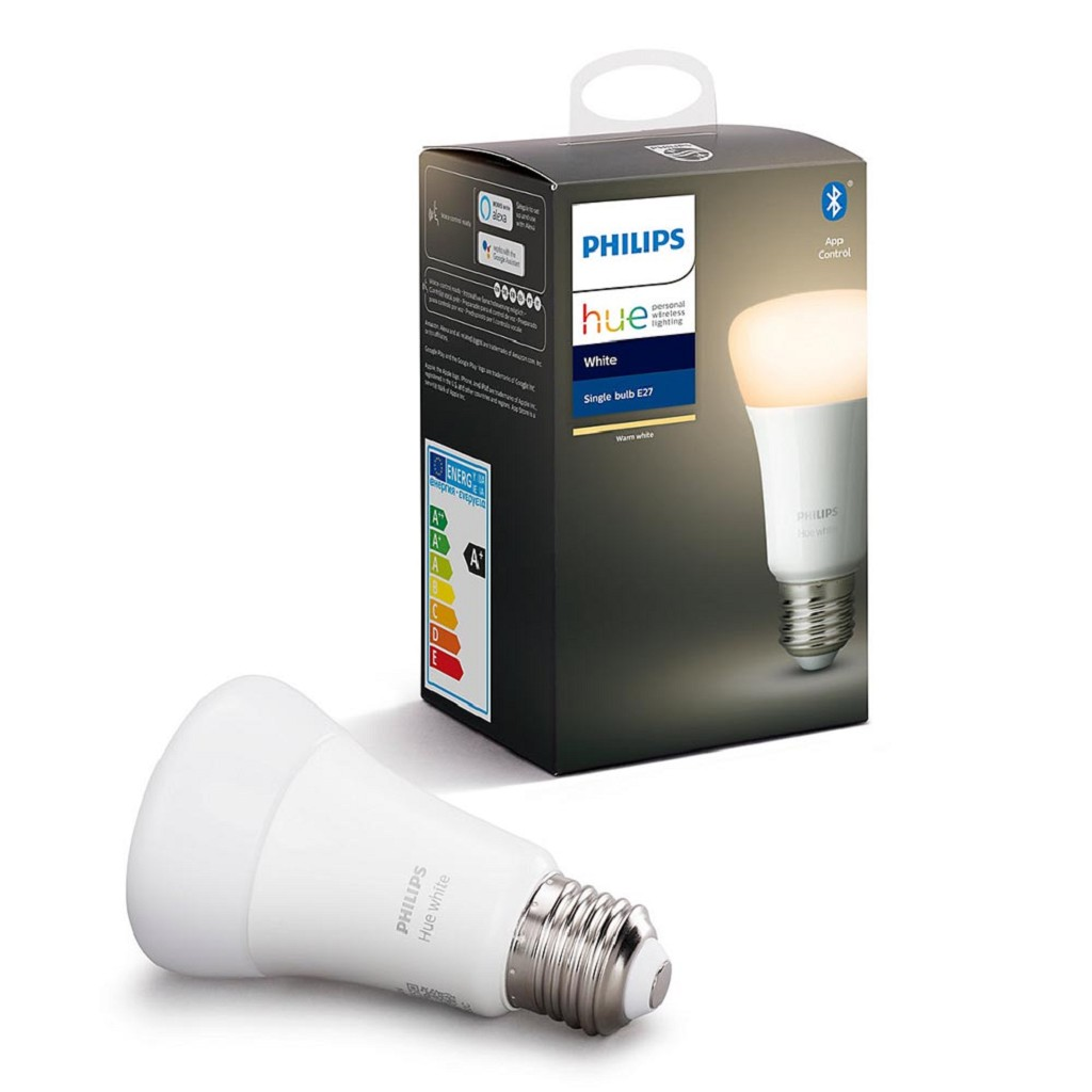Philips Hue white E27 lamp warm wit Bluetooth