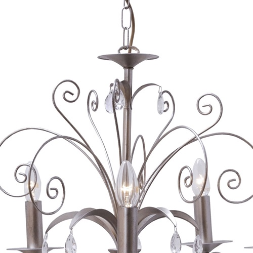 Hanglamp Moskow kroon pegels