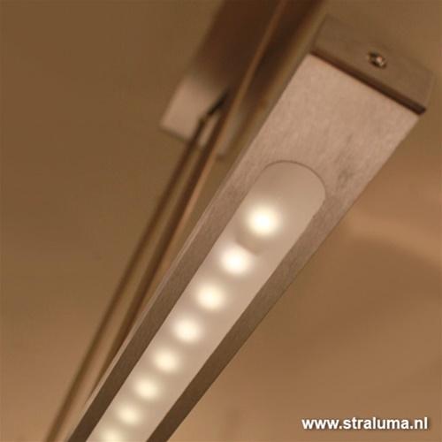 Design hanglamp LED balk Real dimbaar