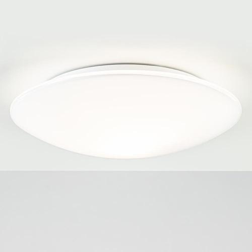 Plafondlamp klein 25cm melkglas