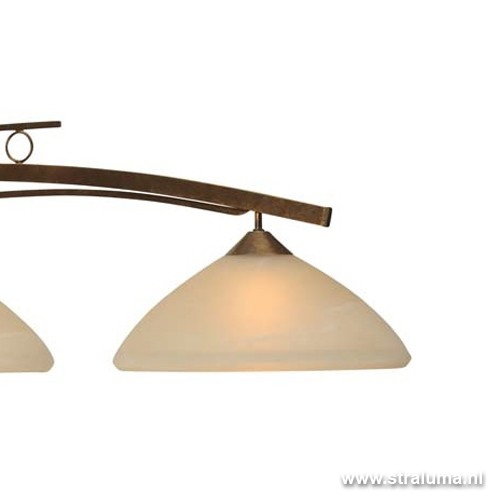 Klassieke hanglamp bolzano eettafel straluma for Klassieke hanglamp