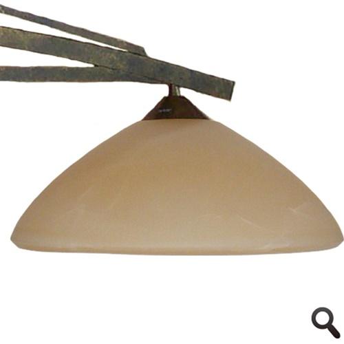 Klassieke hanglamp Bolzano eettafel