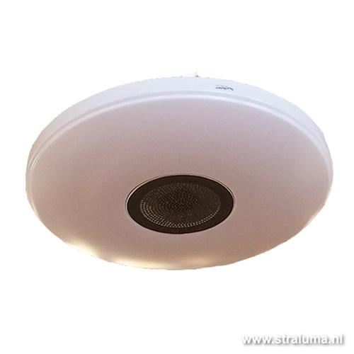 LED Plafondlamp badkamer met muziek